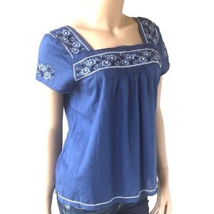 Abercrombie & Fitch Sz Medium Blouse